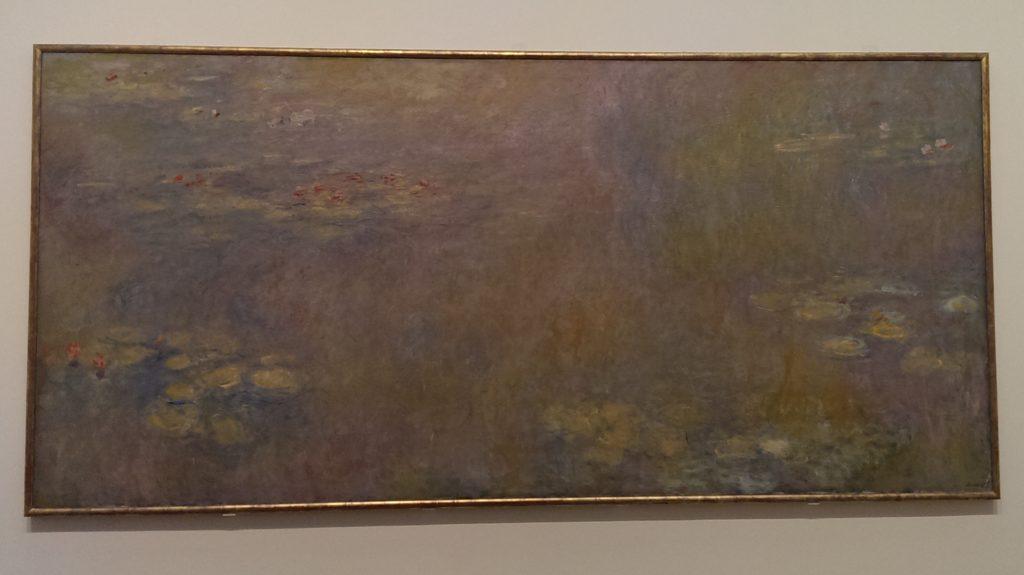 Tate Modern Claude Monet