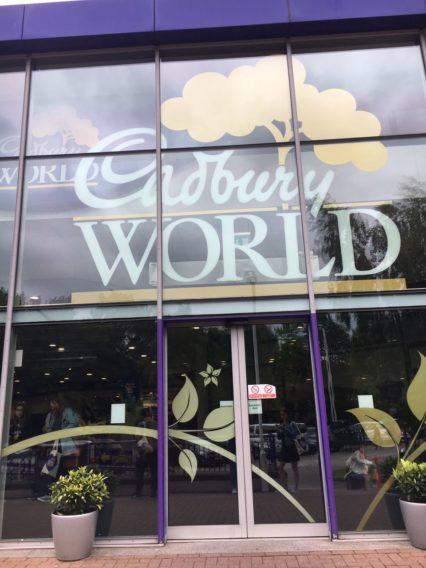 Cadbury World Bornville