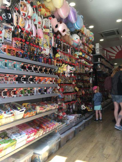 Manga Store Birmingham