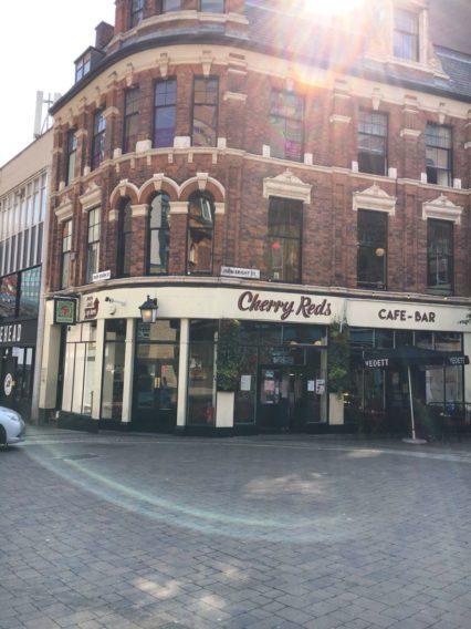 Cherry Reds Birmingham