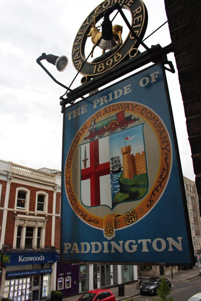 The Pride of Paddington