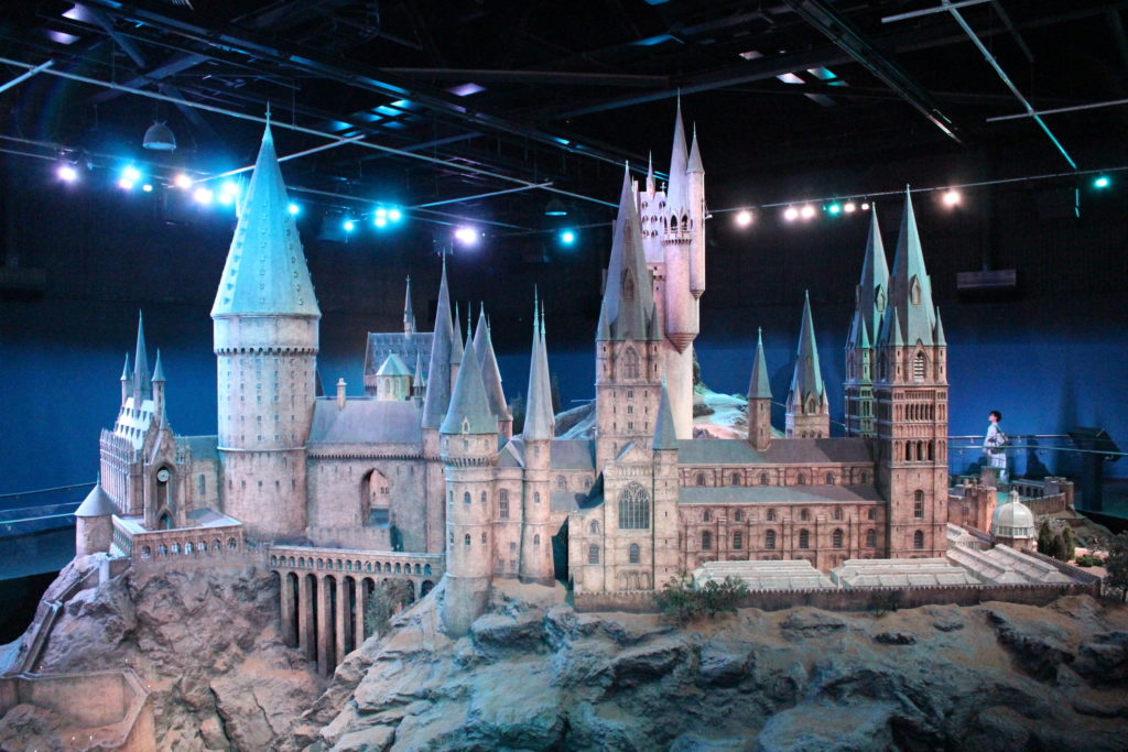 Warner Bros. Studio Tour Hogwarts