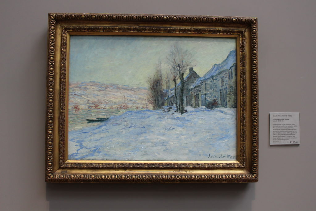 The National Gallery Claude Monet