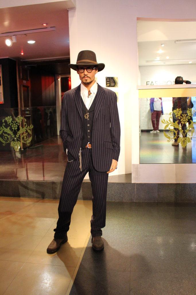 Johnny Depp Madame Tussauds