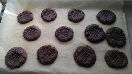 Mary Berry's Chocolate Fork Biscuits von Tanya Burr