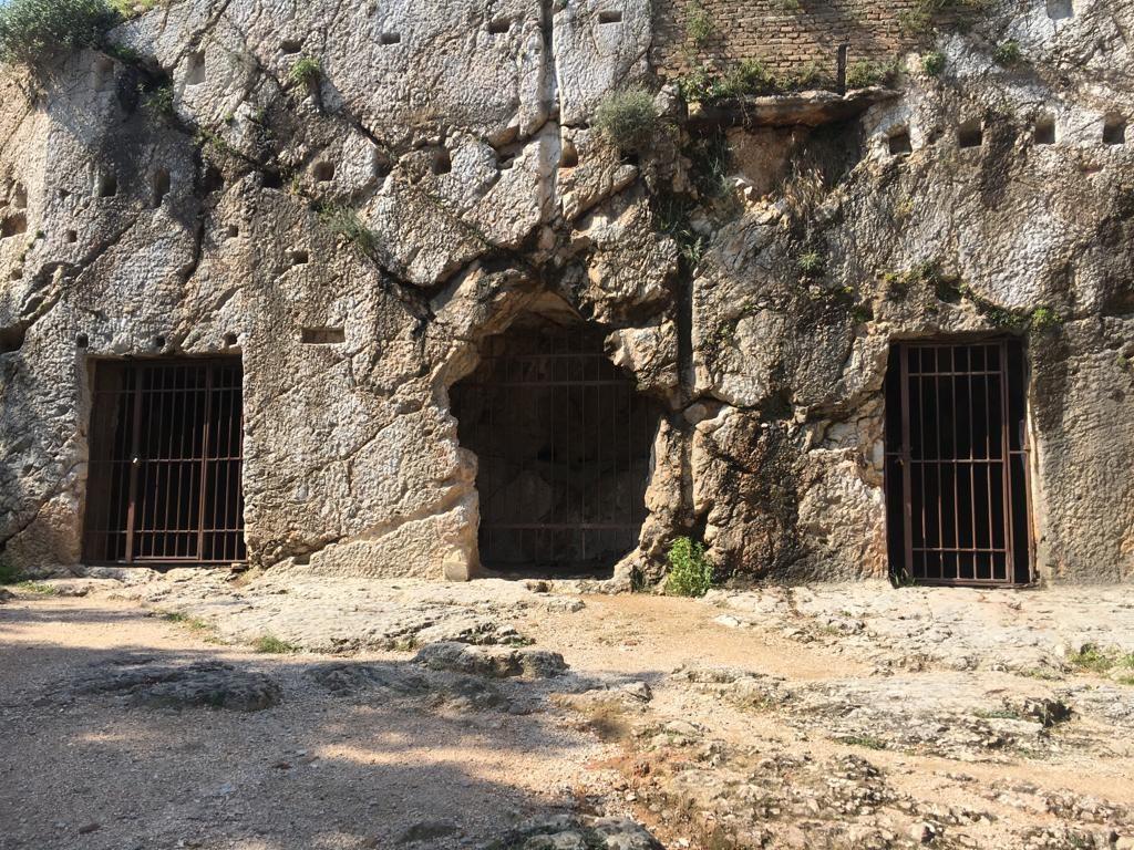 Gefängnis von Sokrates