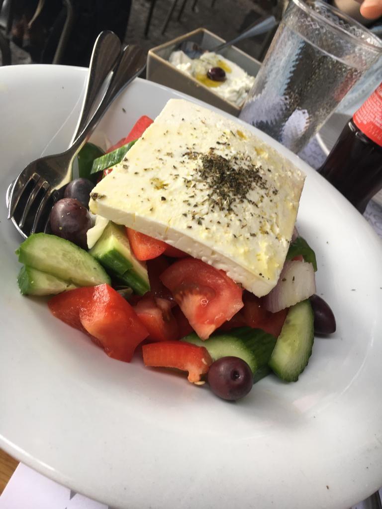 MOMA Rest & Cafe Griechischer Salat