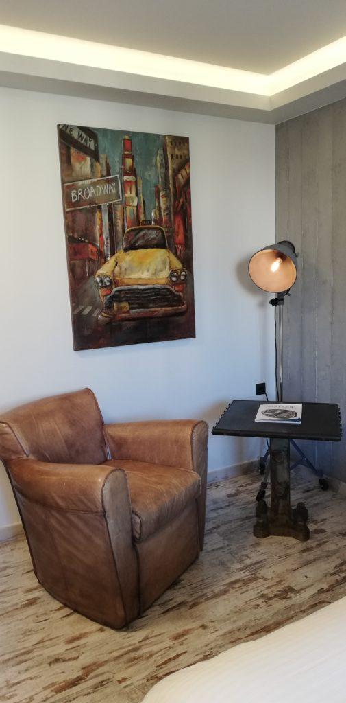 360 Degrees Athen Doppelzimmer
