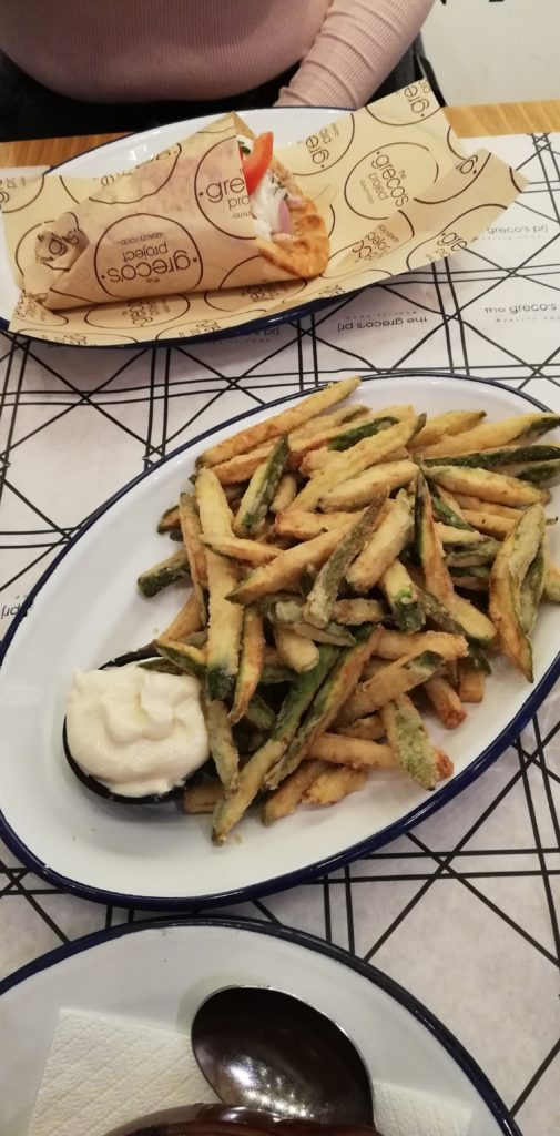 The Greco's Project Zucchini Pommes