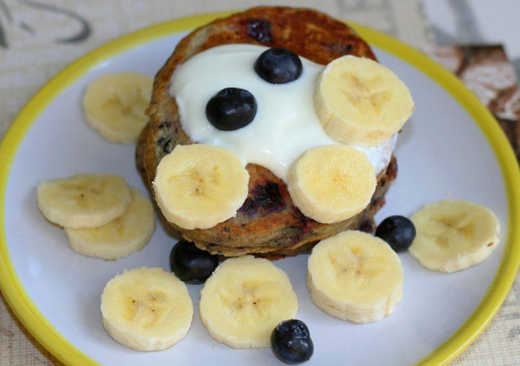 Smoothie Pfannkuchen