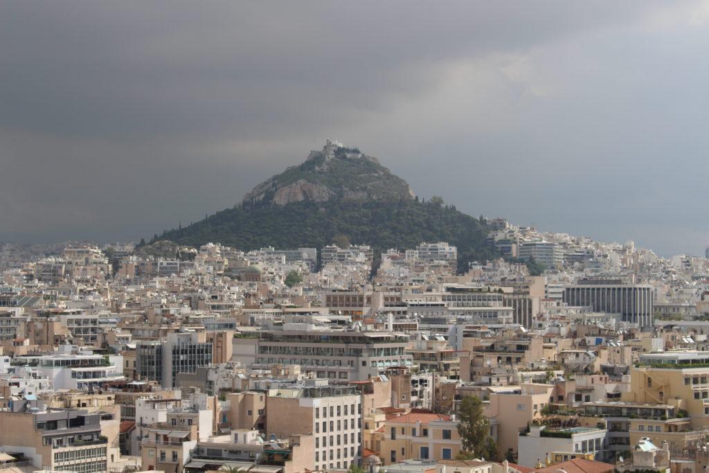 Berg Lykabettus