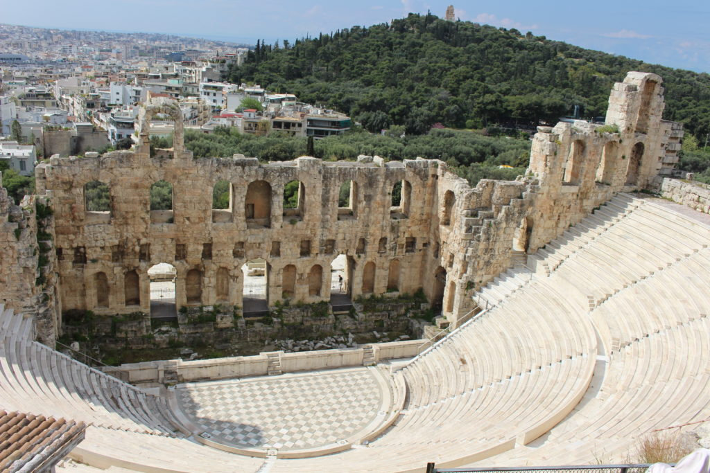 Odeon von Herodes Atticus