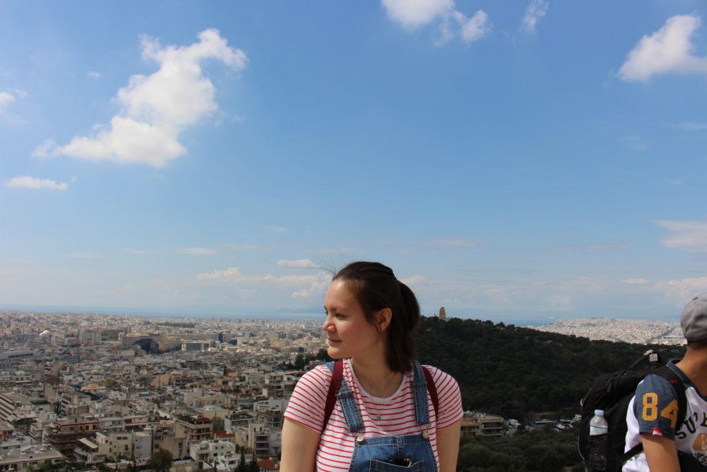 Viola in Athen