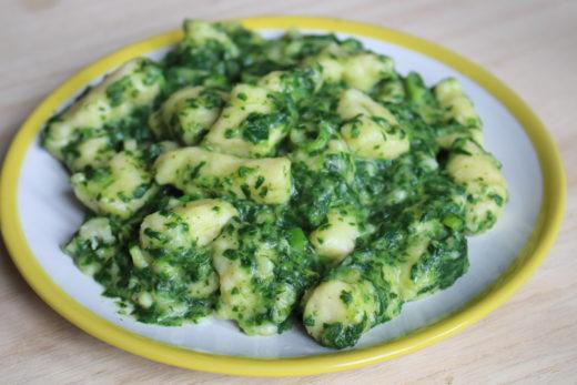 GR Kartoffelteig Gnocchi