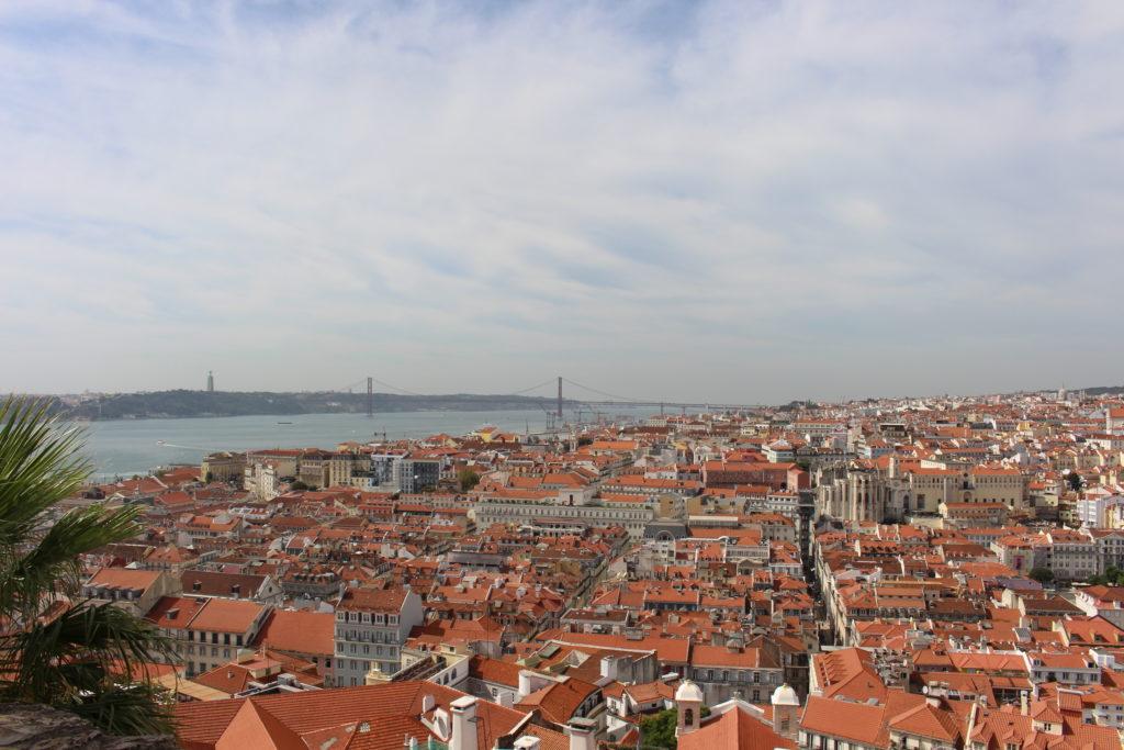 Lissabon Skyline