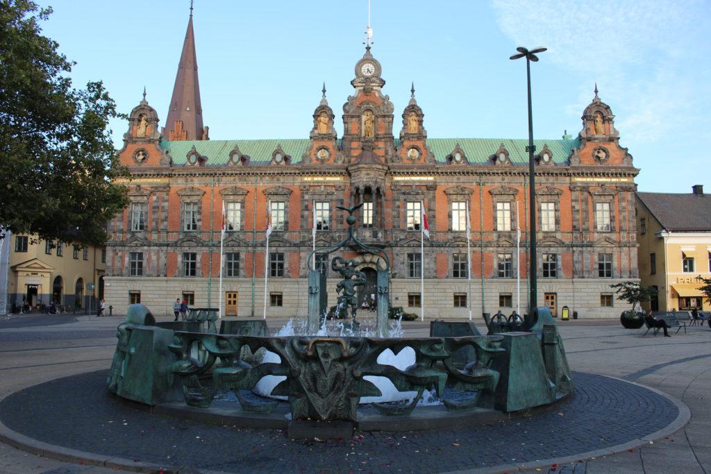 Malmö Rådhus = Rathaus