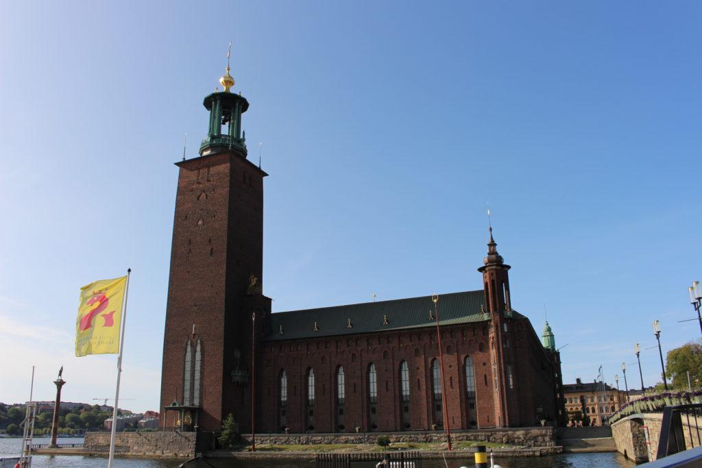 Stockholm City Hall (Rathaus)