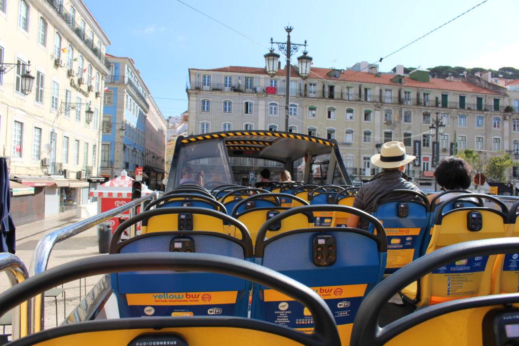 Yellow Bus Belém & Modern Lisboa Bus Tour