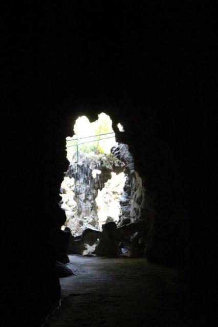 Quinta da Regaleira Grotte