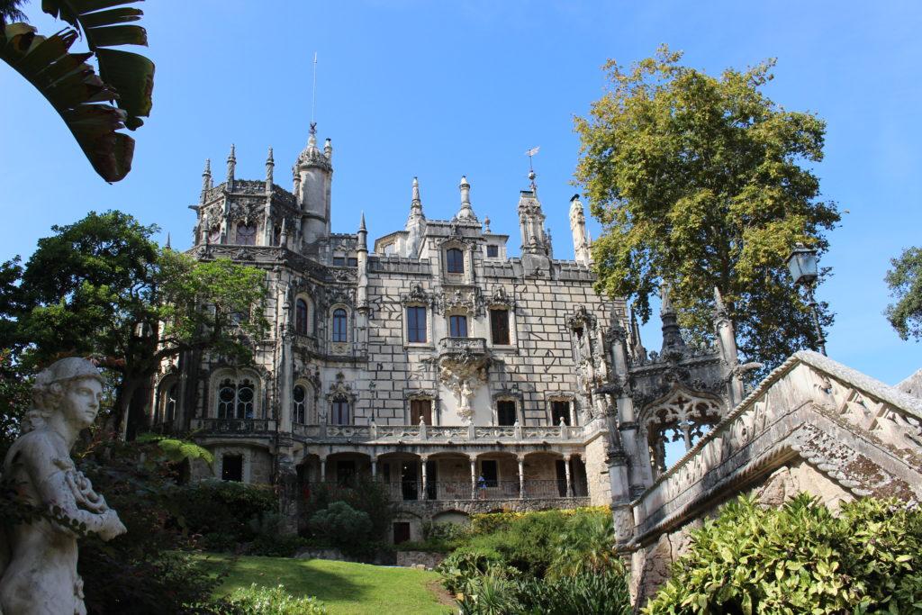 Quinta da Regaleira Palast
