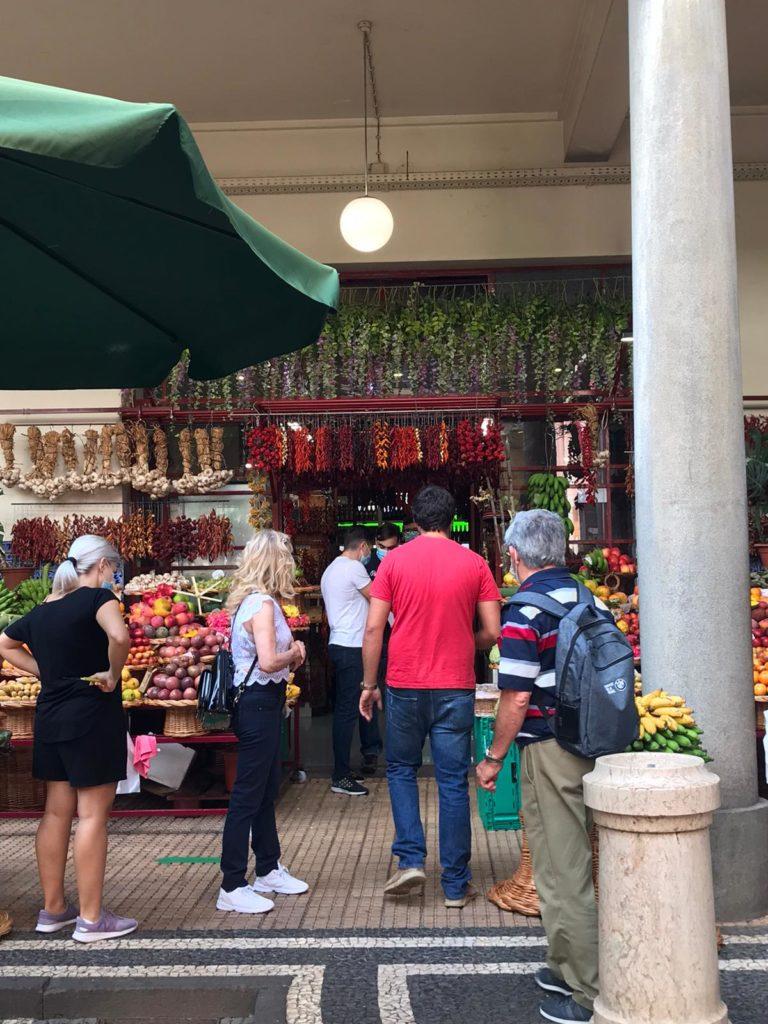 Mercado dos Lavradores (Stadtmarkt)