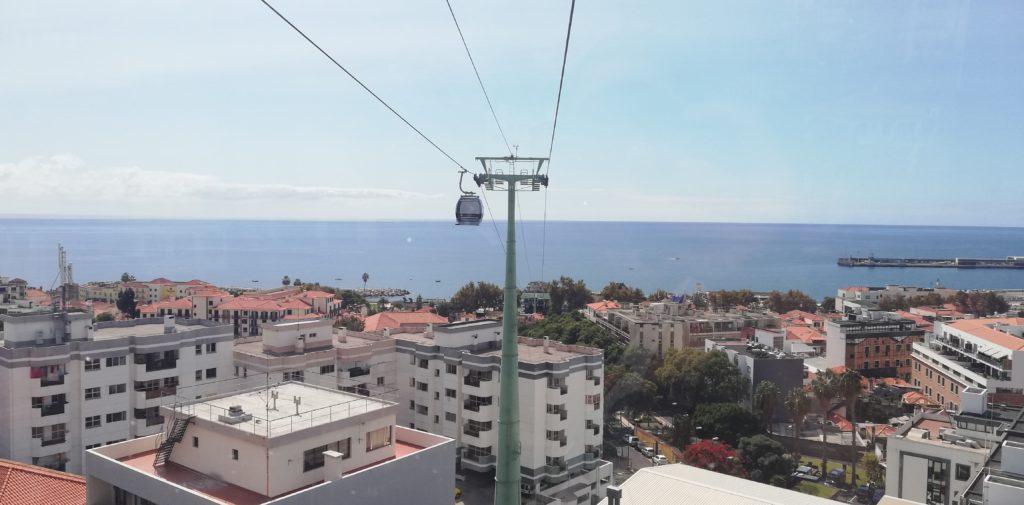Teleférico do Funchal Cable Car