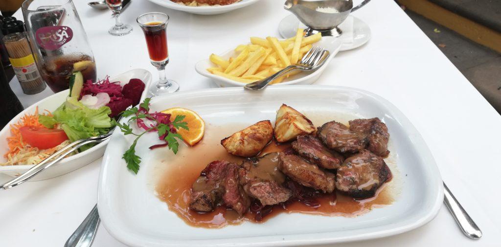 Restaurant o Almirante Funchal