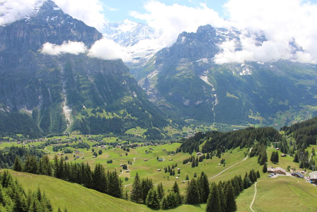 Grindelwald-First Aussicht