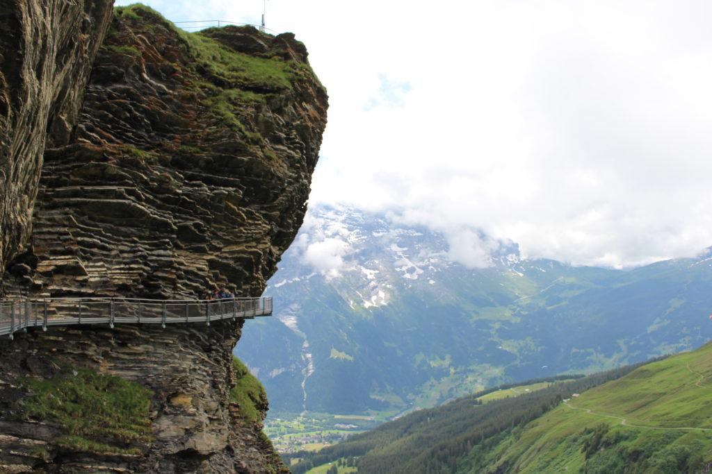 First Cliff Walk by Tissot