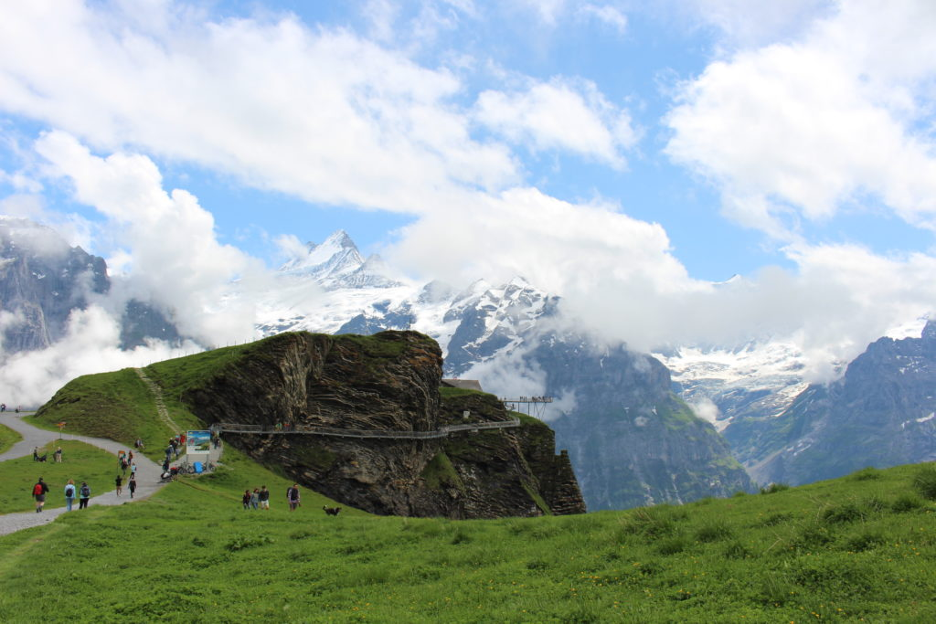 Grindelwald-First First Cliff