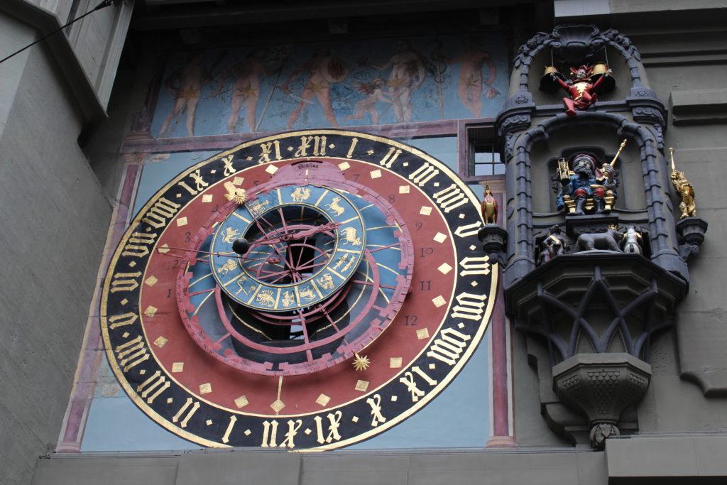 astronomischer Uhr