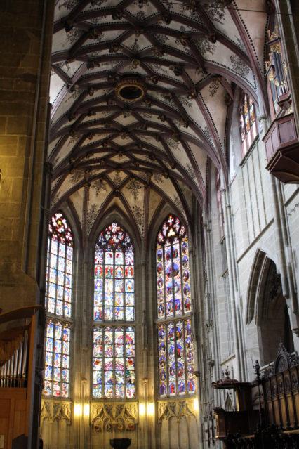 Berner Münster von Innen